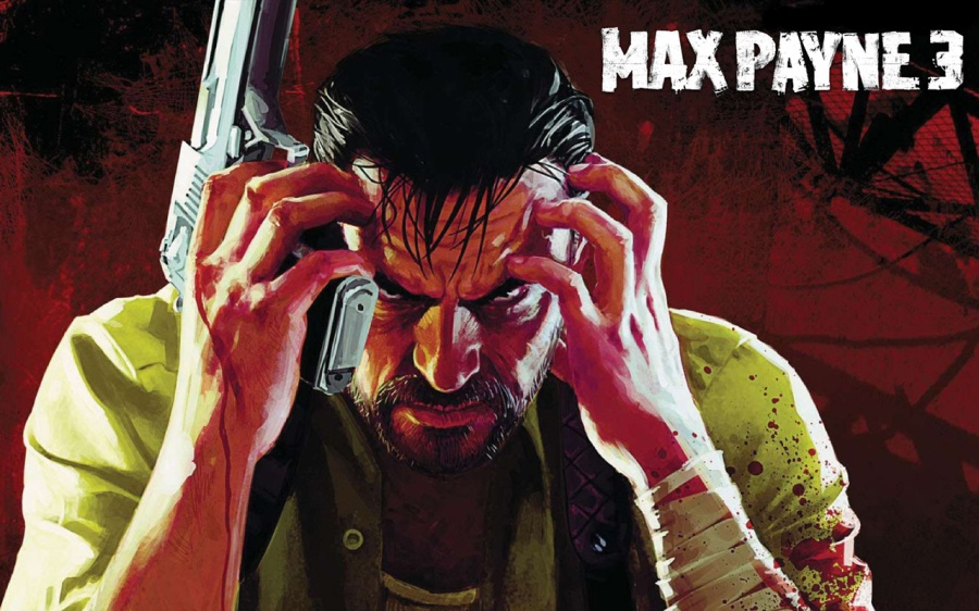 The self destructive state of Max Payne.