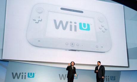 Wii U reveal, at E3 2011
