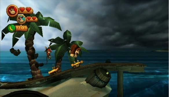 Donkey Kong Country Returns 3D.